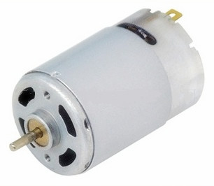 High Powerful Rs 555 12v 7750 Rpm Brushed Dc Motor